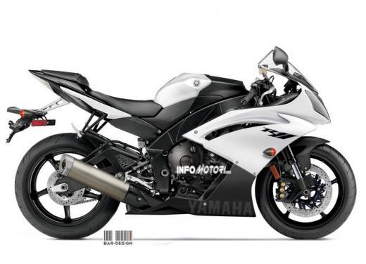 Yamaha tre cilindri: R11 o R67 per contrastare MV F3 e Triumph Daytona - Foto 4 di 5