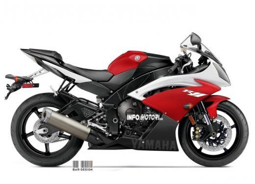 Yamaha tre cilindri: R11 o R67 per contrastare MV F3 e Triumph Daytona - Foto 1 di 5
