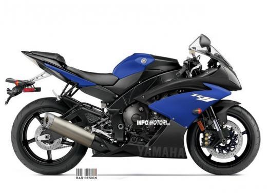 Yamaha tre cilindri: R11 o R67 per contrastare MV F3 e Triumph Daytona - Foto 5 di 5