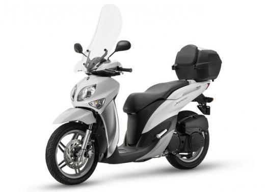 Incentivi Yamaha su Xenter 125 e Xenter 150: -400€ e finanziamento tasso zero - Foto 5 di 9