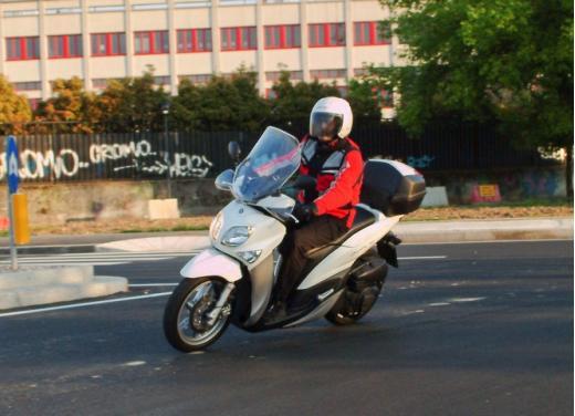 Incentivi Yamaha su Xenter 125 e Xenter 150: -400€ e finanziamento tasso zero - Foto 1 di 9