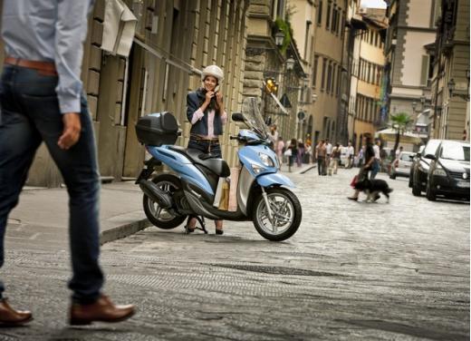 Incentivi Yamaha su Xenter 125 e Xenter 150: -400€ e finanziamento tasso zero - Foto 8 di 9