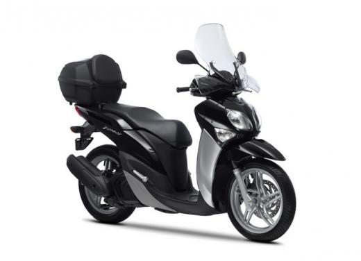 Incentivi Yamaha su Xenter 125 e Xenter 150: -400€ e finanziamento tasso zero - Foto 6 di 9