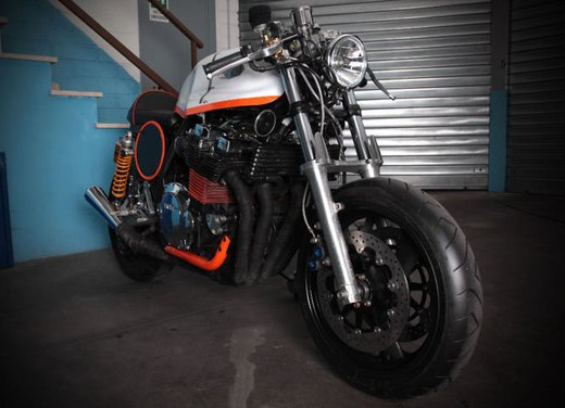 Yamaha XJR 1200 Mastino - Foto 5 di 15