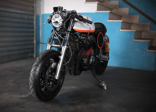 Yamaha XJR 1200 Mastino - Foto 6 di 15