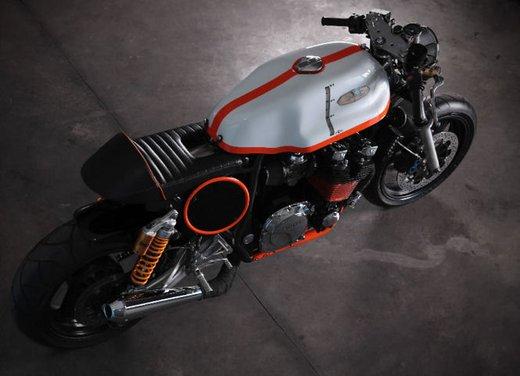 Yamaha XJR 1200 Mastino - Foto 7 di 15