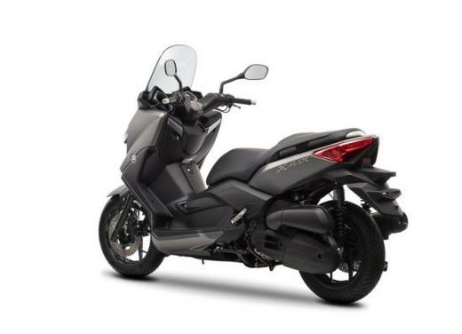 Yamaha X-Max 250, design e prestazioni da vero scooter sportivo - Foto 2 di 5