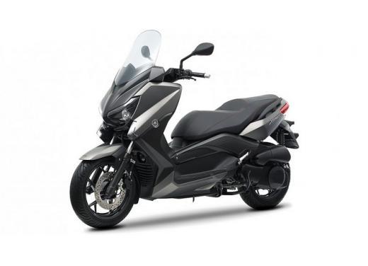 Yamaha X-Max 250, design e prestazioni da vero scooter sportivo - Foto 1 di 5