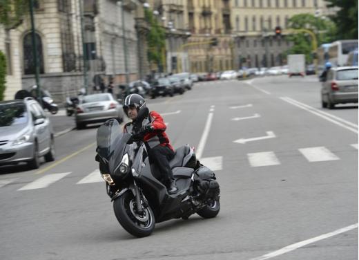 Yamaha X-Max 400: cittadino, sportivo e viaggiatore - Foto 4 di 41