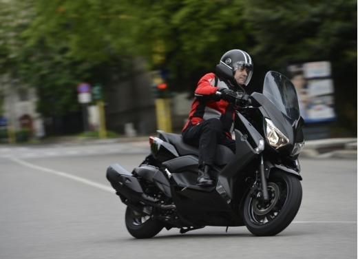 Yamaha X-Max 400: cittadino, sportivo e viaggiatore - Foto 5 di 41