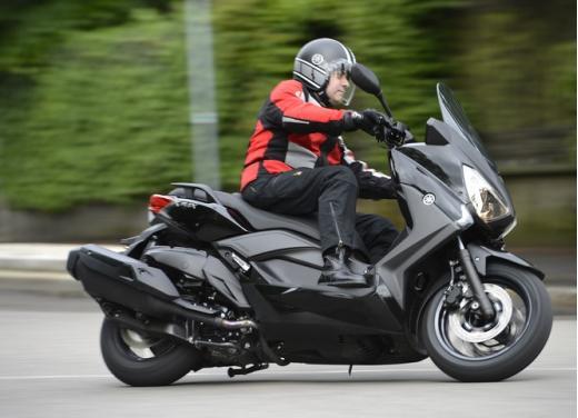 Yamaha X-Max 400: cittadino, sportivo e viaggiatore - Foto 6 di 41