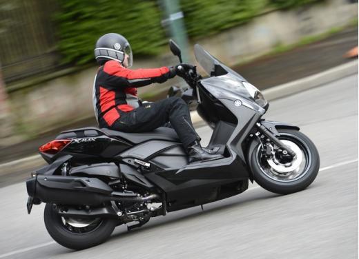 Yamaha X-Max 400: cittadino, sportivo e viaggiatore - Foto 7 di 41