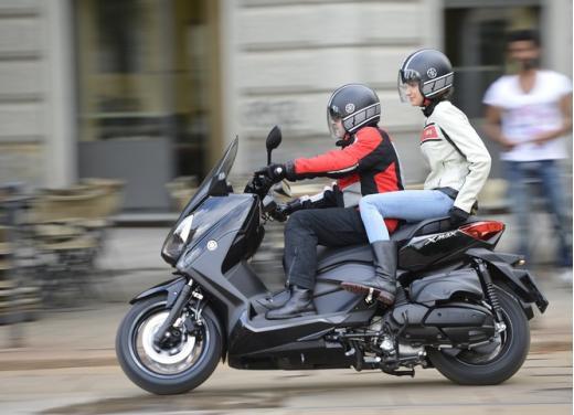 Yamaha X-Max 400: cittadino, sportivo e viaggiatore - Foto 3 di 41