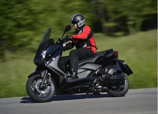 Yamaha X-Max 400: cittadino, sportivo e viaggiatore - Foto 10 di 41