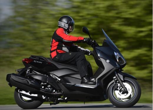Yamaha X-Max 400: cittadino, sportivo e viaggiatore - Foto 11 di 41