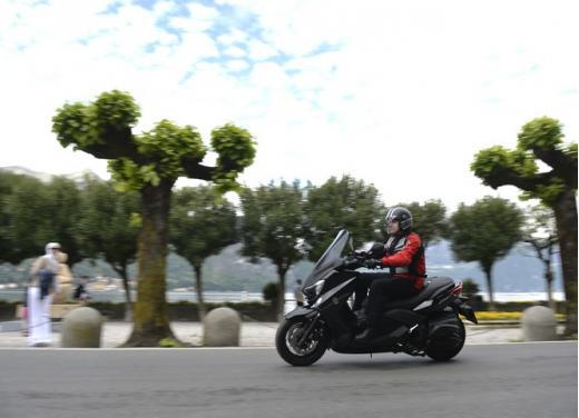 Yamaha X-Max 400: cittadino, sportivo e viaggiatore - Foto 14 di 41