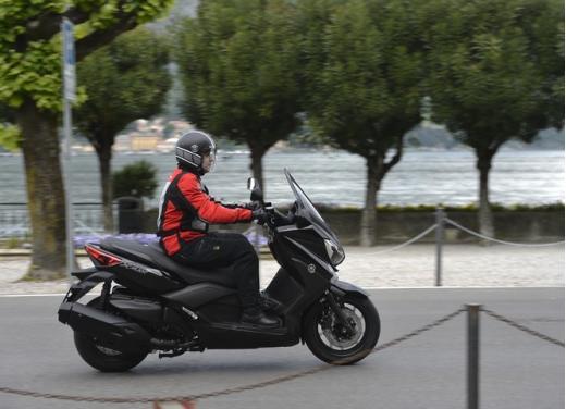 Yamaha X-Max 400: cittadino, sportivo e viaggiatore - Foto 15 di 41