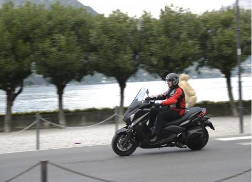 Yamaha X-Max 400: cittadino, sportivo e viaggiatore - Foto 16 di 41