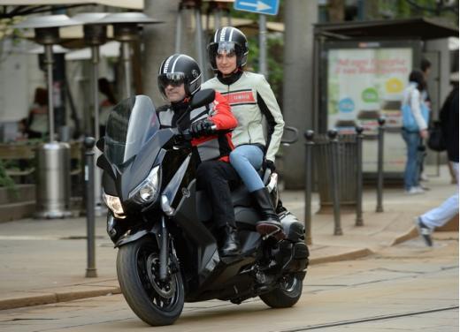 Yamaha X-Max 400: cittadino, sportivo e viaggiatore - Foto 21 di 41