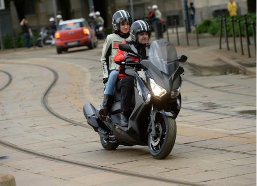 Yamaha X-Max 400: cittadino, sportivo e viaggiatore - Foto 22 di 41