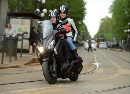 Yamaha X-Max 400: cittadino, sportivo e viaggiatore - Foto 24 di 41
