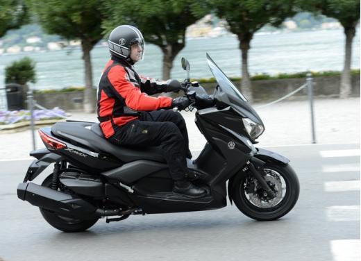 Yamaha X-Max 400: cittadino, sportivo e viaggiatore - Foto 29 di 41