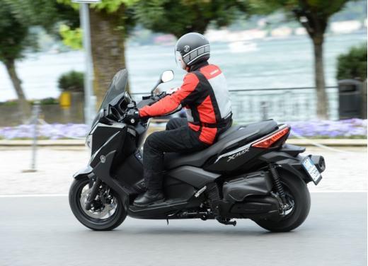 Yamaha X-Max 400: cittadino, sportivo e viaggiatore - Foto 30 di 41