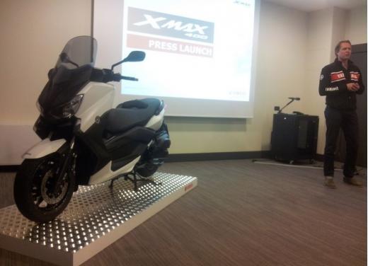 Yamaha X-Max 400: cittadino, sportivo e viaggiatore - Foto 31 di 41