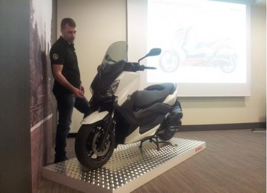 Yamaha X-Max 400: cittadino, sportivo e viaggiatore - Foto 32 di 41
