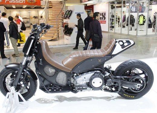 Tutte le novità scooter ad Eicma 2012 - Foto 9 di 25