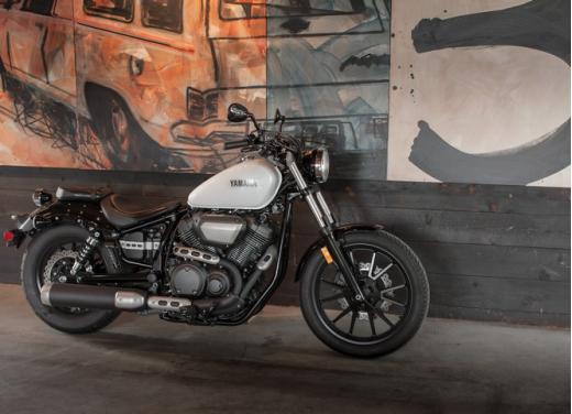 Yamaha XV950 E XV950R disponibili da settembre a 8.390 €