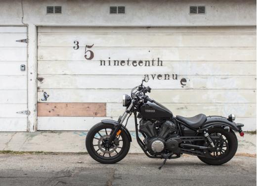 Yamaha XV950 E XV950R disponibili da settembre a 8.390 € - Foto 3 di 10