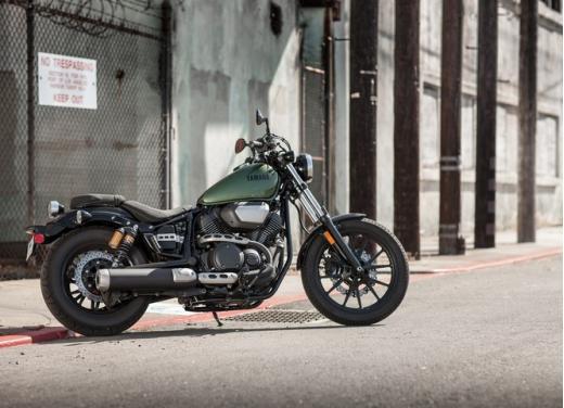 Yamaha XV950 E XV950R disponibili da settembre a 8.390 € - Foto 5 di 10