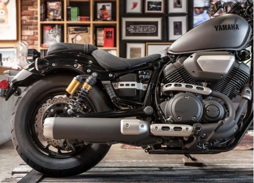 Yamaha XV950 E XV950R disponibili da settembre a 8.390 € - Foto 6 di 10