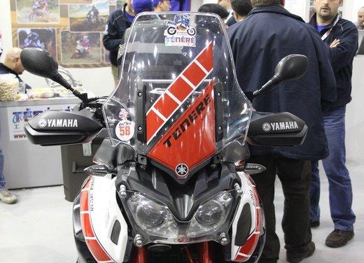 Yamaha Super Ténéré Worldcrosser Competition White - Foto 15 di 33