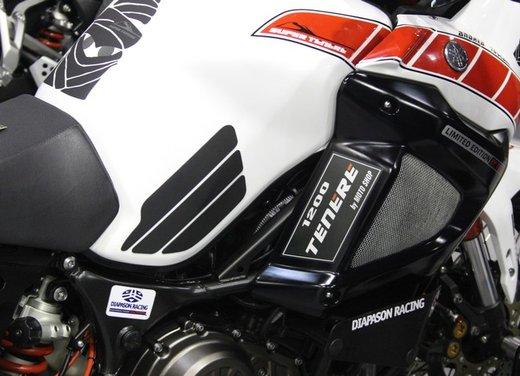 Yamaha Super Ténéré Worldcrosser Competition White - Foto 19 di 33