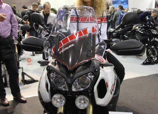 Yamaha Super Ténéré Worldcrosser Competition White - Foto 13 di 33