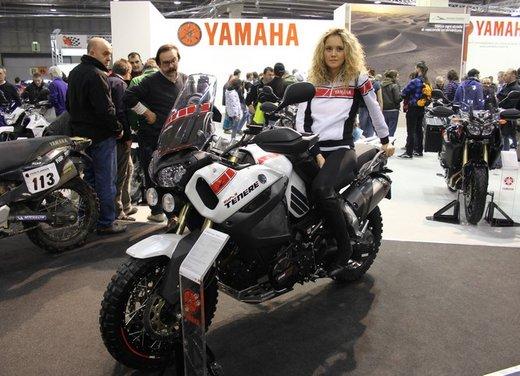 Yamaha Super Ténéré Worldcrosser Competition White - Foto 3 di 33