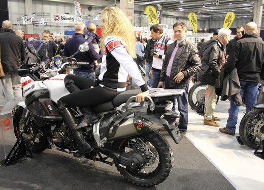 Yamaha Super Ténéré Worldcrosser Competition White - Foto 9 di 33