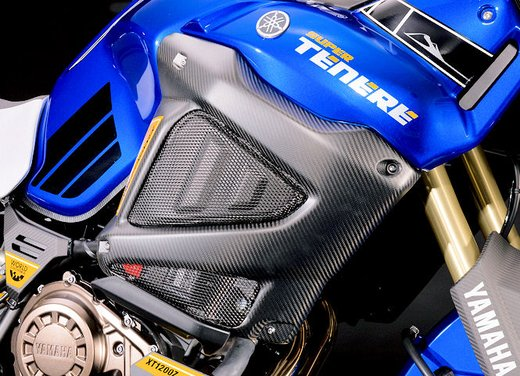 Yamaha Super Ténéré Worldcrosser - Foto 4 di 12