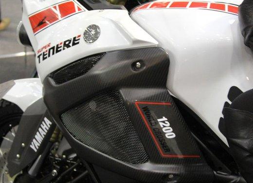 Yamaha Super Ténéré Worldcrosser Competition White - Foto 22 di 33