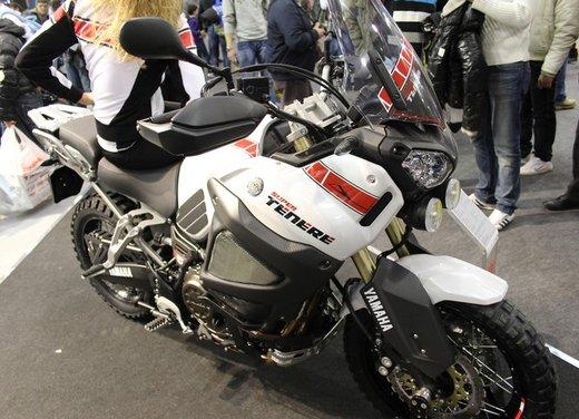 Yamaha Super Ténéré Worldcrosser Competition White - Foto 6 di 33