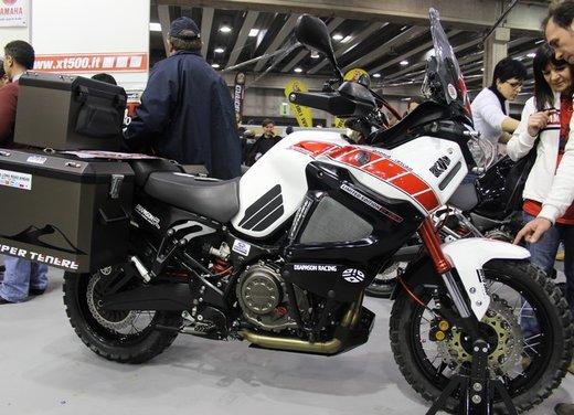 Yamaha Super Ténéré Worldcrosser Competition White - Foto 7 di 33
