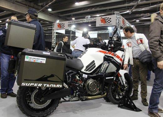 Yamaha Super Ténéré Worldcrosser Competition White - Foto 10 di 33