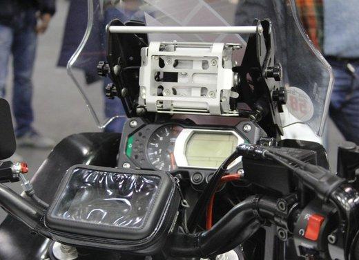 Yamaha Super Ténéré Worldcrosser Competition White - Foto 18 di 33