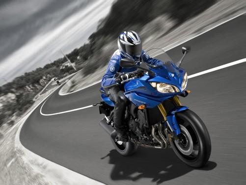 Yamaha Fazer8 2010