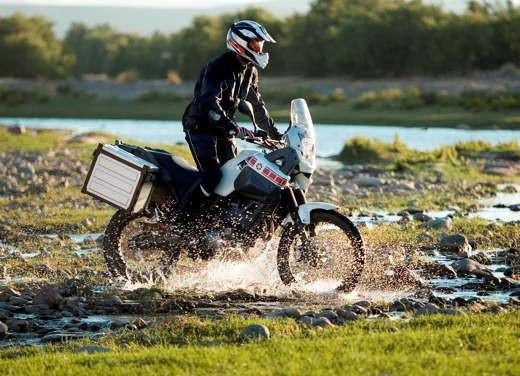 Yamaha al Motor Bike Expo 2010 - Foto  di
