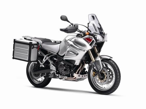 Yamaha sfida la grandine