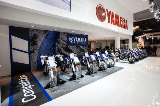 Panoramica degli stand di Eicma 2012 - Foto 19 di 25
