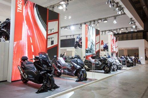 Panoramica degli stand di Eicma 2012 - Foto 20 di 25